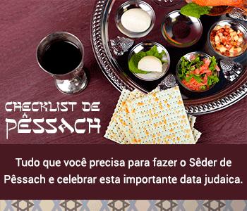 Checklist de Pêssach