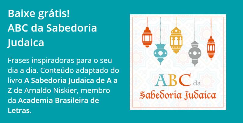 Baixe e book Grátis O ABC da Sabedoria Judaica