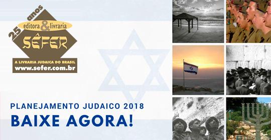 Planejamento Judaico 2018 - Aproveite a oportunidade e baixe o material, é gratuito!