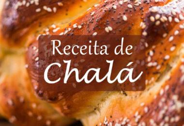 Receita de Chalá - Sefer